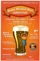 Cape Fear Biofuel's Beer Competition
