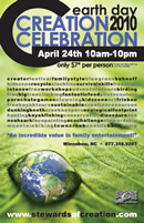Earth Day 2010, Creation Celebration